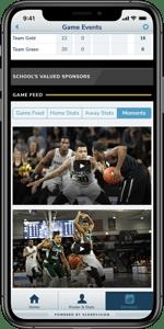 Video Highlights in ScoreVision Fan App