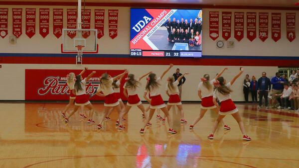 Millard-South-1410-Basketball-Video-Scoreboard-Halftime-with-Dance-Team-Graphic-Performance