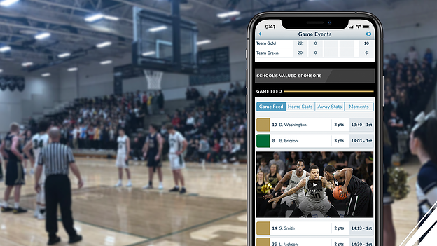 fan app for high schools