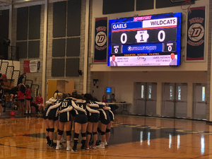 ScoreVision Volleyball Video Scoreboard