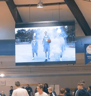 Prescott Hype Video on Display-1