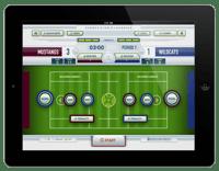 Lacrosse Scorekeeper App iPad