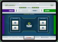 Universal Scorekeeper App