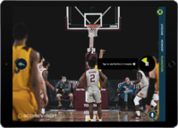 PlayAction Mode in ScoreVision Capture App