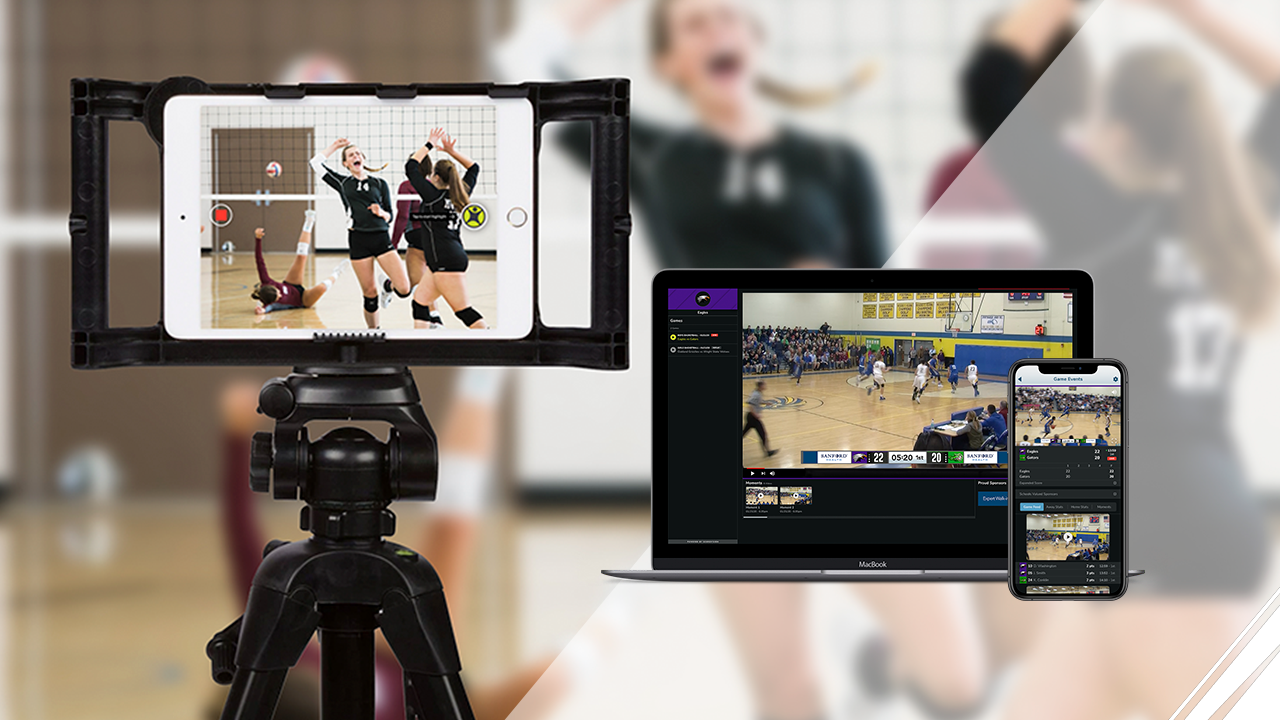ScoreVision Adds New Features to Help Teams Engage Fans Through Video, Social Media, and More