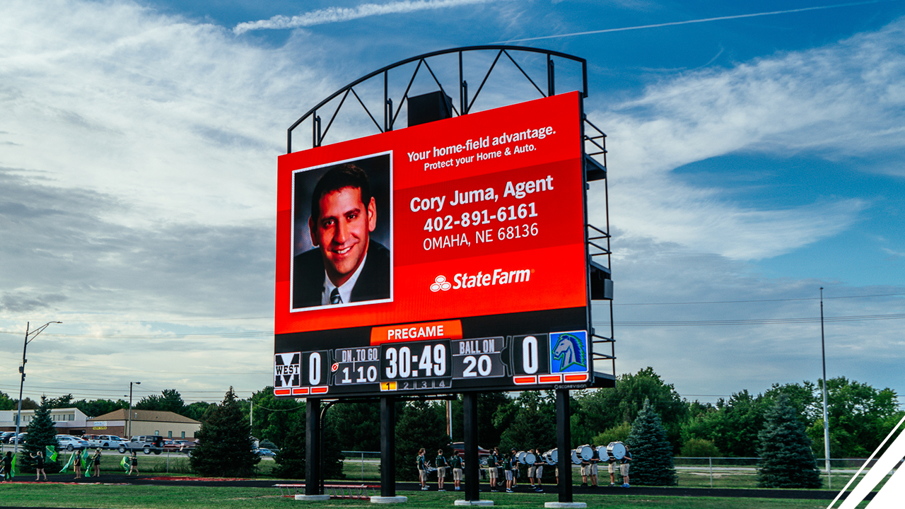 Tips for Designing for LED Video Scoreboards