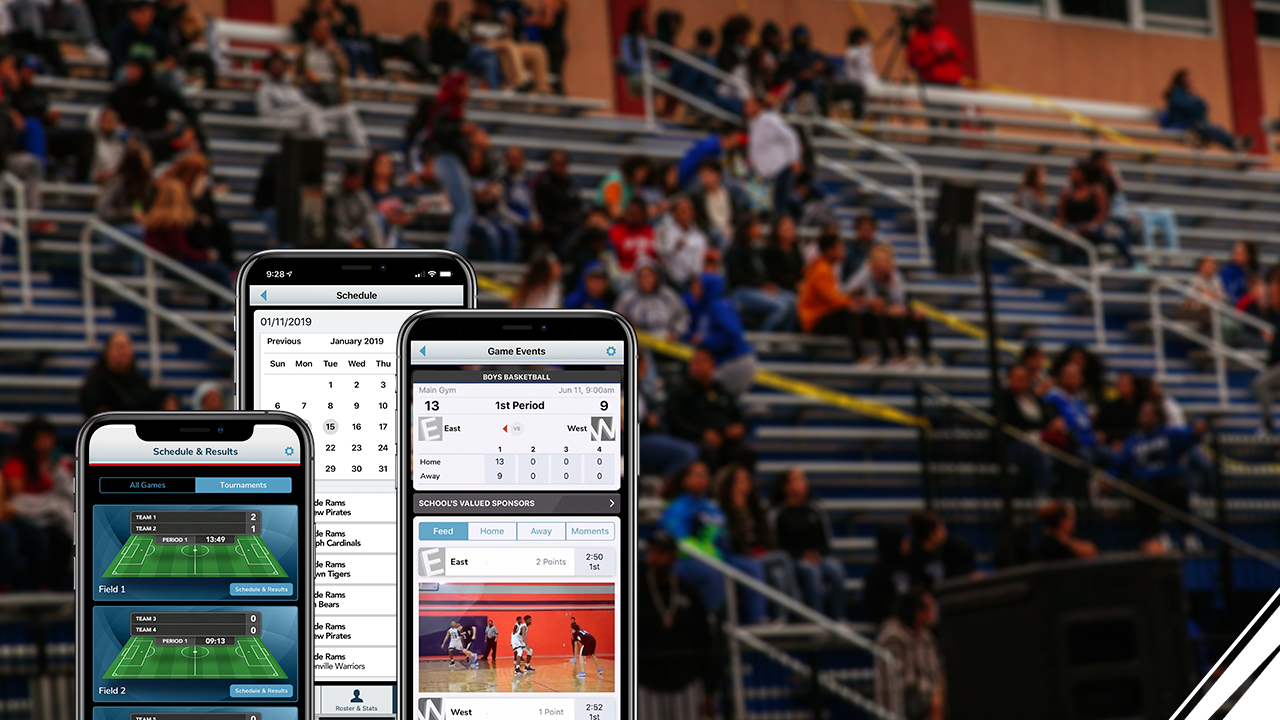 Engage Fans in 2020 & Beyond with New Features in the ScoreVision Fan App