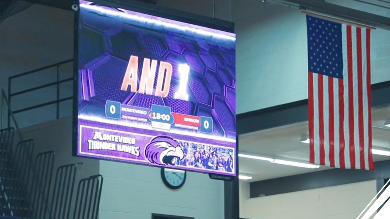 From 30-Year-Old Scoreboards to Cutting Edge Technology: Montevideo High School Chooses ScoreVision