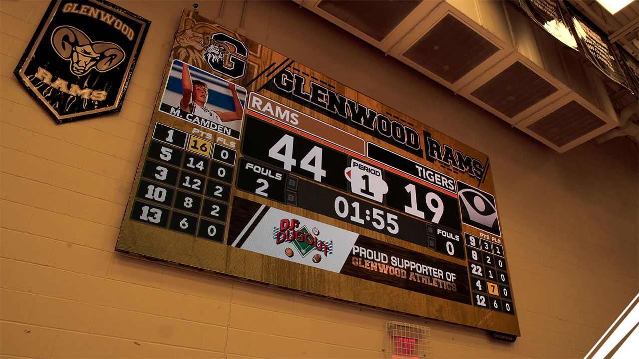 Glenwood High School Joins the ScoreVision Family