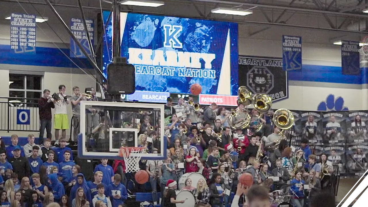 Kearney High School Engages Fans & Community with ScoreVision Software