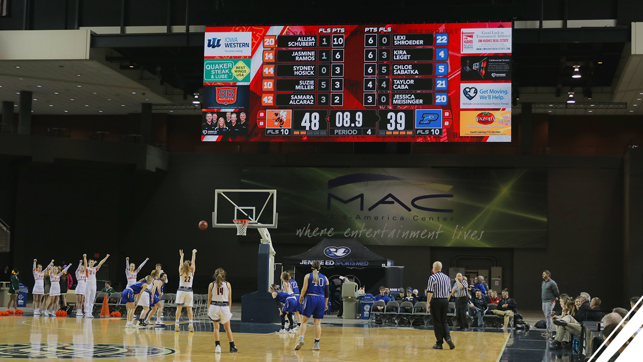 ScoreVision Enhances Annual Basketball Event for Local High Schools