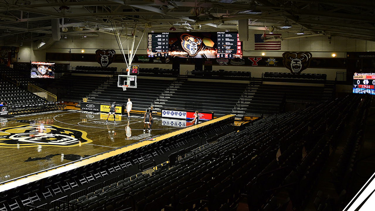 Oakland University Upgrades To Scorevision