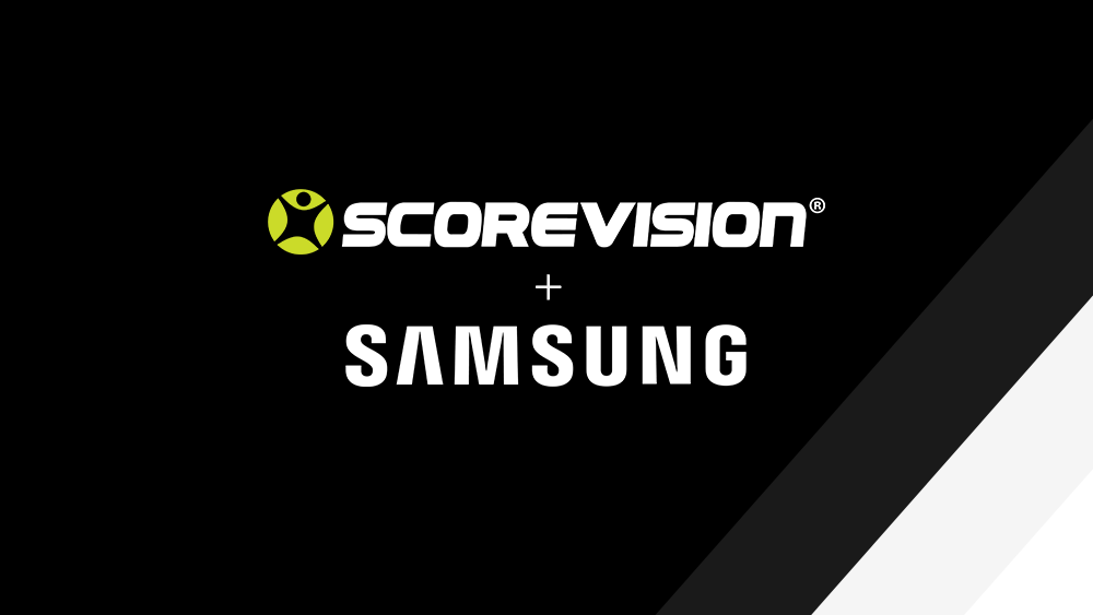 ScoreVision Partners with Samsung to Help High Schools Create Game Day Experiences that Rival the Pros