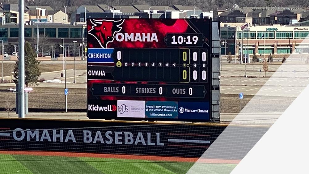 How University of Nebraska Omaha Upgraded the Gameday Production